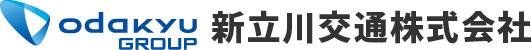 立川、日野を中心とした小田急グループタクシー 新立川交通株式会社。